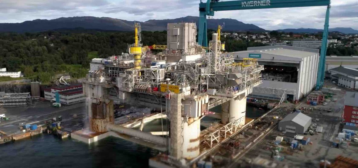 Wind farms due to power North Sea rigs: trade body