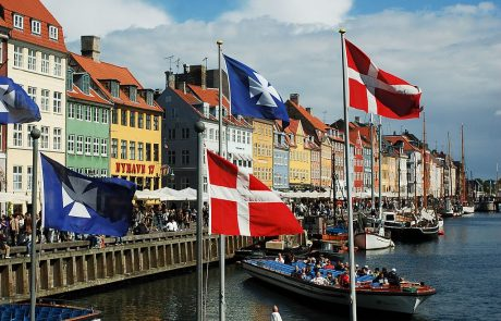 Denmark commissions electric ferries