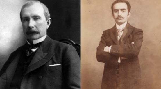 Early Entrants Exiting Oil – Towards a Green Rockefeller?