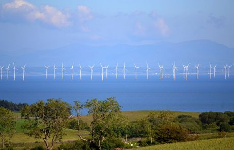 Scotland eyes more wind farms