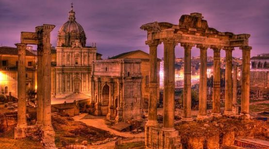 Book Review: Climate and Disease Sealed 'The Fate of Rome'
