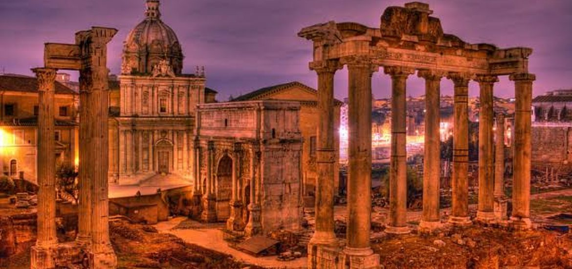 Book Review: Climate and disease sealed The Fate of Rome