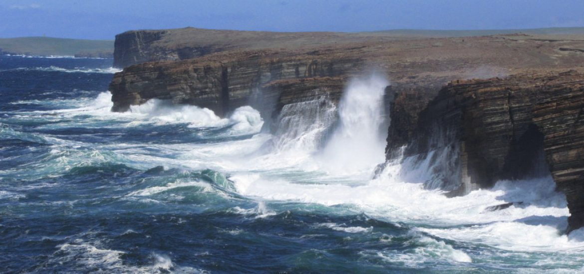 Book Review: Winds, Waves and Tides Swirl in 'Orkney Islands Saga'