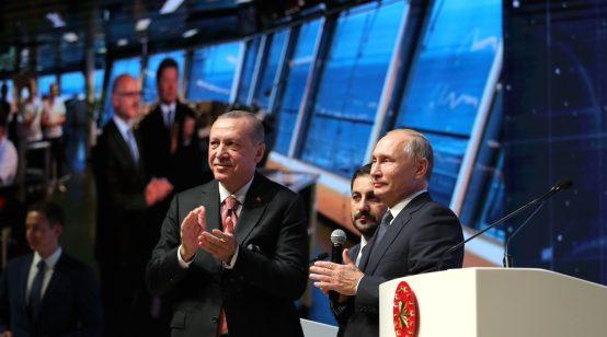 Turkstream boosts Turkish gas supply grip: analyst