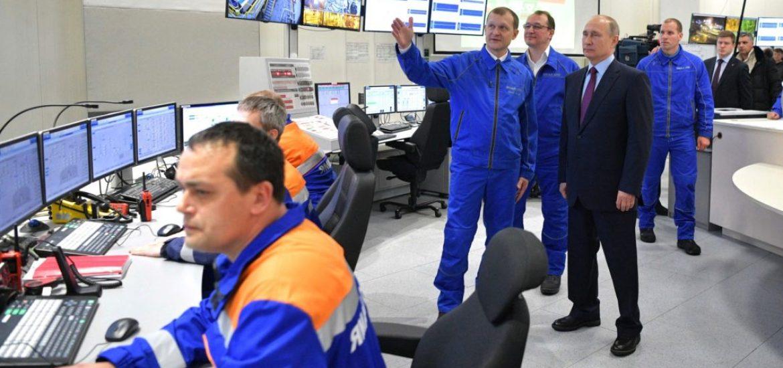Russian gas giants begin to clash in Europe