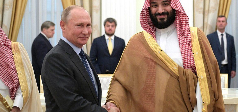Saudi Oil Patience in the Age of Plenty