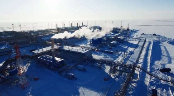Russia and China open giant gas pipeline