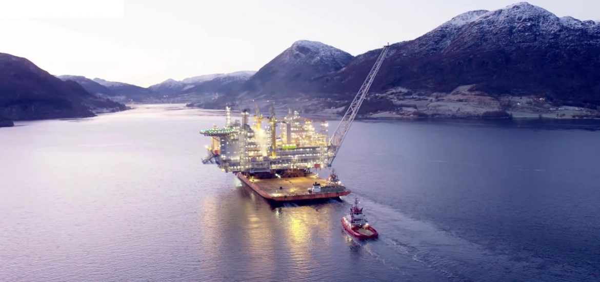 Norway sees near-record offshore drilling