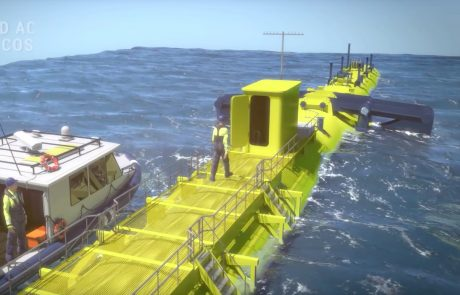 2MW tidal turbine design revealed