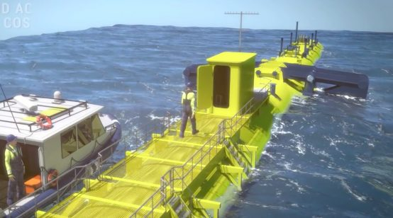 2MW tidal turbine design revealed