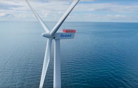 Denmark plans giant offshore wind hubs