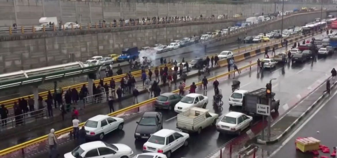Iran cuts internet as fuel protests continue