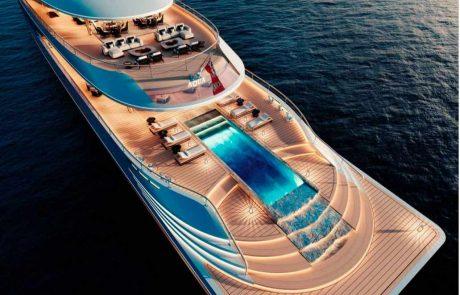 Gates unveils plans for hydrogen superyacht
