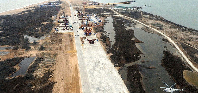 Irish oil boss in Crimea talks