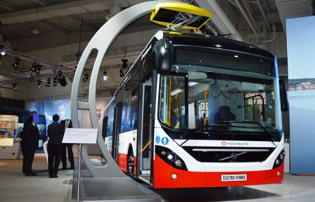Norway orders electric buses