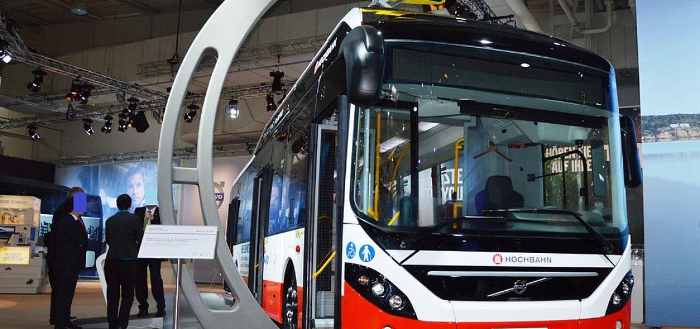 Norway orders electric buses