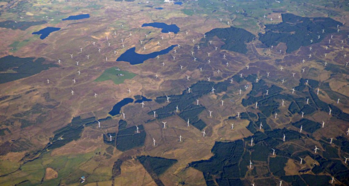 Scottish eco-tariff exposes UK 'greenwashing' con