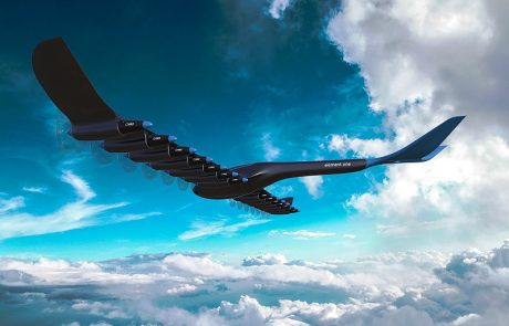Hydrogen plane could link up France by 2025