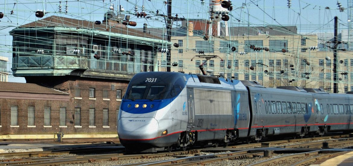 Rail travel is cleaner than driving or flying, but will Americans buy in?