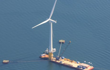 Industry body aims to pioneer floating offshore wind sector