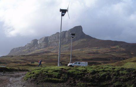 Scottish renewables hits record levels: govt
