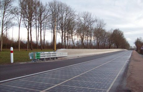 World's first solar road fails to meet expectations