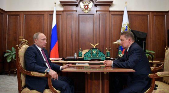 Gazprom boss determined to sell Ukraine cheap gas