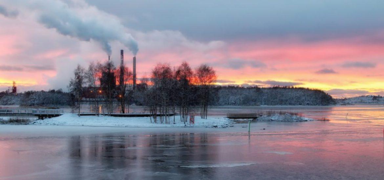 Finnish power shortfall alarms firms