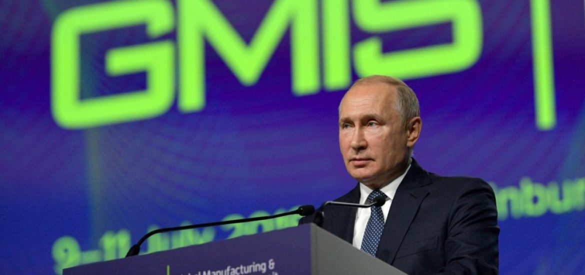 Russia prepares to ratify Paris climate deal