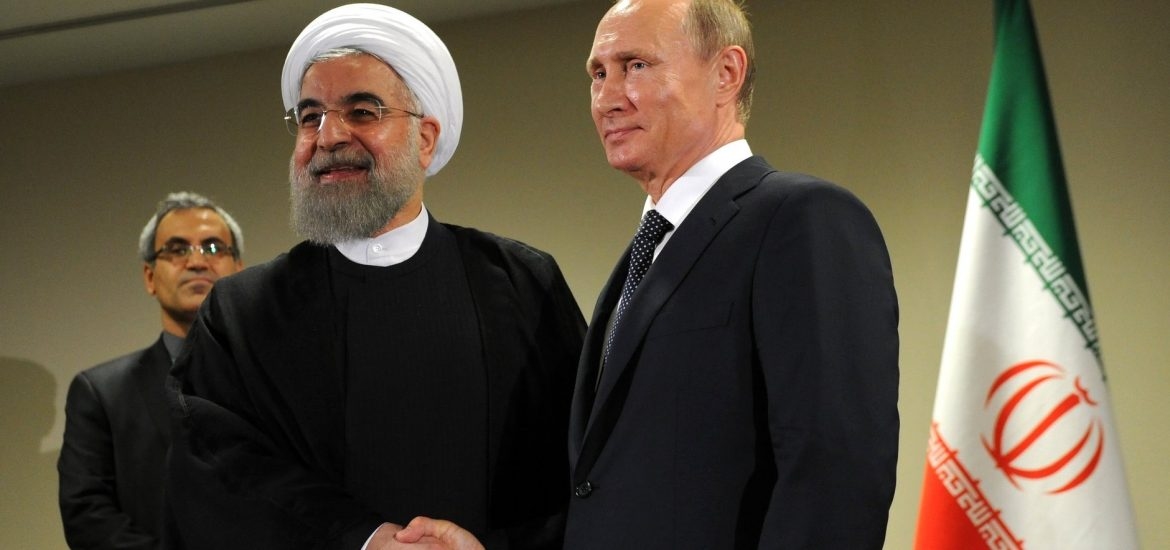 Putin, Rouhani criticise Trump over Iran